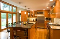 Northwest Contemporary Kitchen