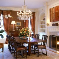 English Manor House McLean - Traditional - Dining Room ...