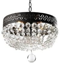 Canopy Designs Lana Chandelier - Modern - Chandeliers - by ...