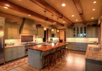 Hill Country Contemporary - Rustic - Kitchen - Austin - by ...