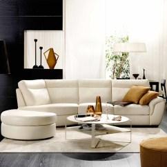 Leather Sectional Sofa Sacramento Remote Control Holder Cult By Natuzzi Italia - Contemporary Family Room ...