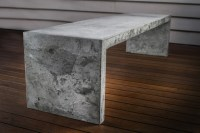 Concrete Table - Contemporary - Coffee Tables - brisbane ...