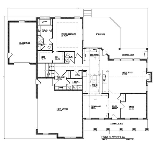 Advice for a overall concept and plan for new construction.