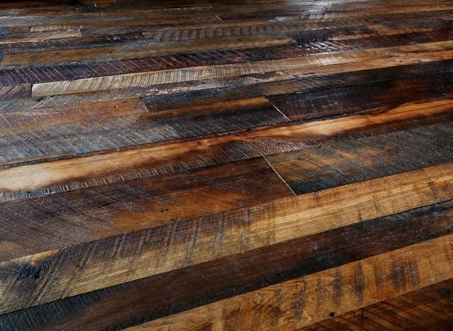 Reclaimed Wood Flooring Traditional Hardwood Flooring