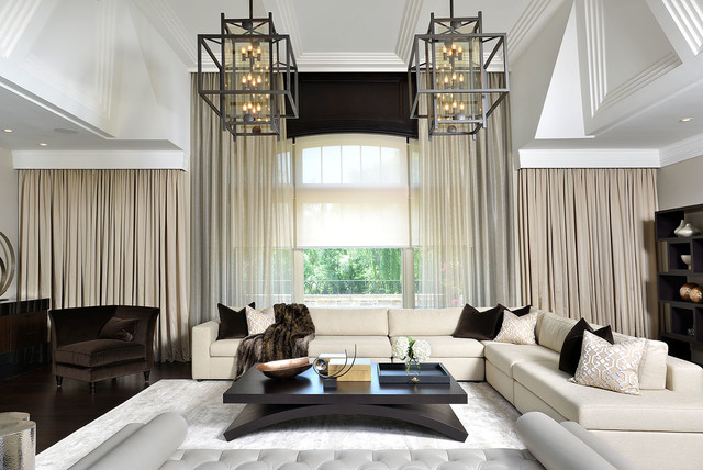 Contemporary Great room  Contemporary  Family Room