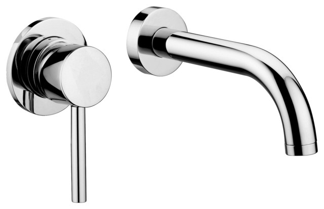 Bathroom Faucet Extended Reach long reach bathroom faucet. modern tub filler with long spout