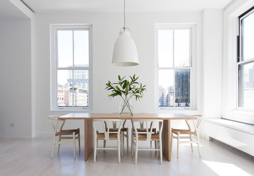 RES4 - Union Square Loft - Dining Room