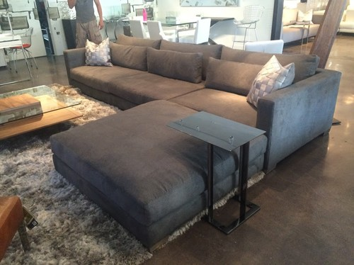 What Color Sofa And Rug For Dark Floors And Light Grey Walls?