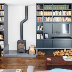Wall Shelf Design For Living Room Decorating With Mirrors In 10 Clever Ways To Store More Shelves Photo By Granit Architects Look Contemporary Pictures