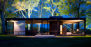 Must-Know Modern Homes: The Glass House ( Photos)