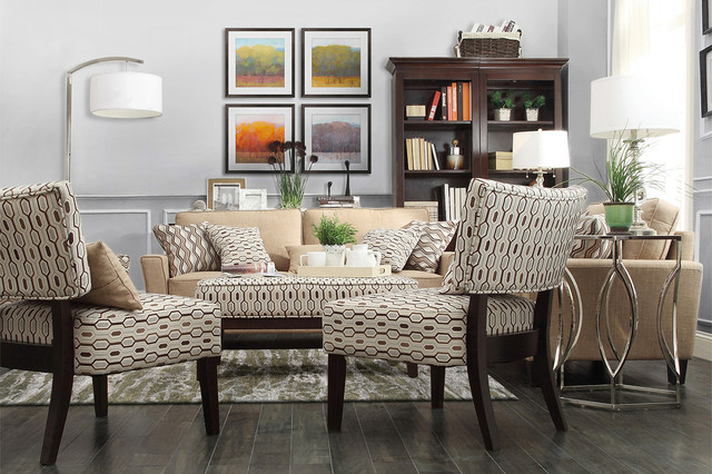Overstockcom Living Rooms  Midcentury  Living Room