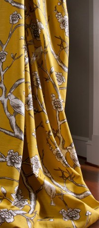 Custom Drapes - Transitional - Living Room - Other - by ...
