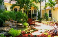 South Florida Landscaping - Tropical - Landscape - Miami ...