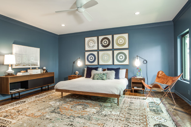 Bedrooms midcentury-bedroom