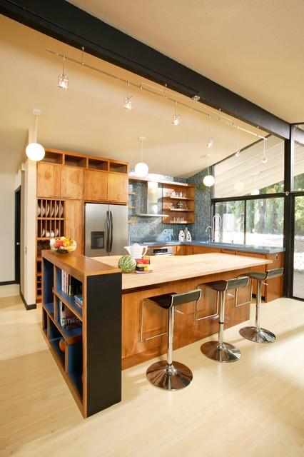 kitchen showrooms sacramento average size of sink mid-century modern revival by shasta smith ...
