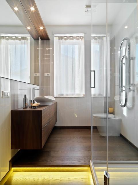 abitazione privata Cermenate Co  Contemporaneo  Stanza