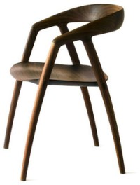 Dining Chairs Made In Japan - Modern - Dining Chairs ...