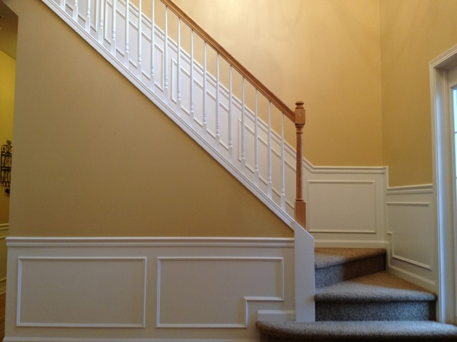 Wainscoting and judges paneling