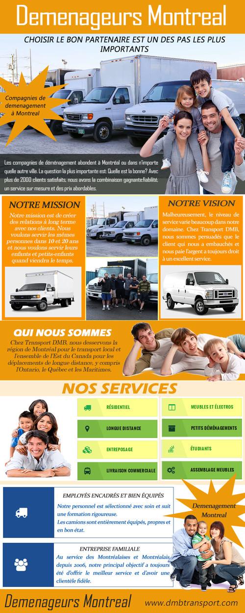 Demenageurs Montreal
