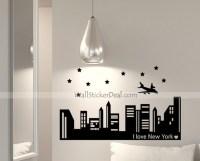 Urban Wall Stickers