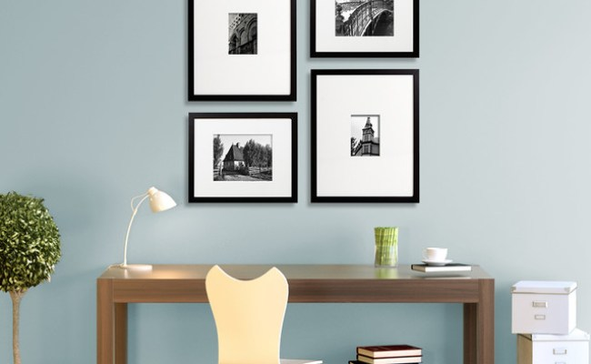 Gallery Wall Ideas Modern Home Office Chicago By