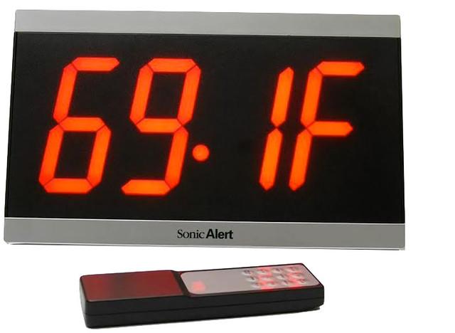 Display Ma Alarm Clock