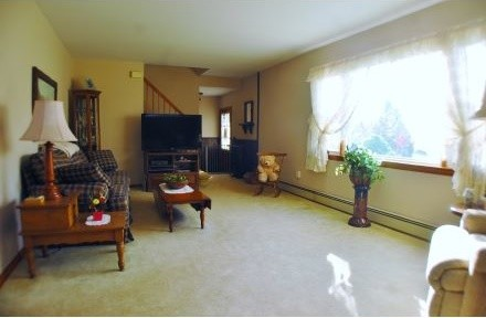 redoing kitchen tuscan sunflower decor help this ugly living room