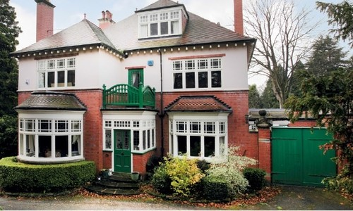 What colour should i paint my house exterior uk home - Edwardian exterior house colours ...