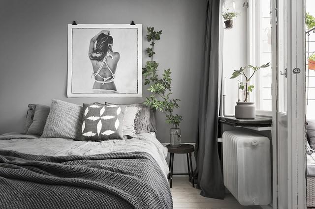 Il grigio tortora rimane un colore molto utilizzato per le pareti del. 8 Motivi Per Usare Il Grigio In Camera Da Letto