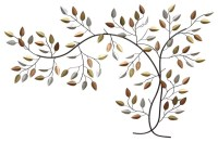 Stratton Home Decor Tree Branch Wall Decor - Metal Wall ...