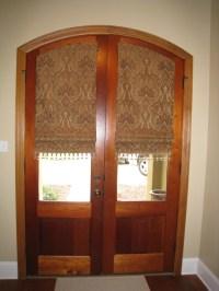Custom Window Treatments - Traditional - Entry - New ...