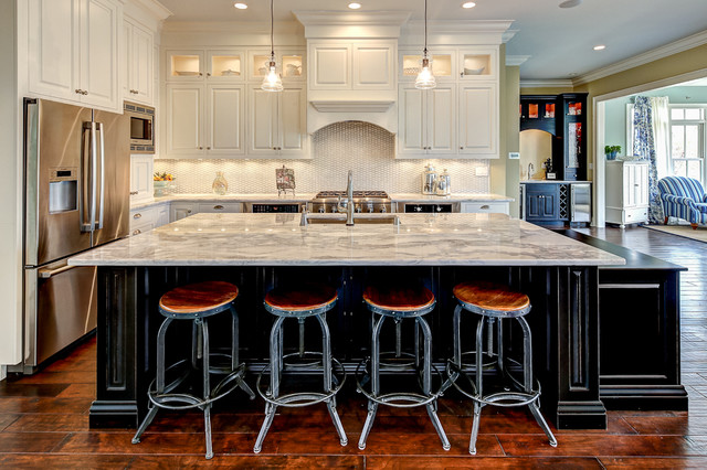 Lot 855  Norton Commons  Traditional  Kitchen