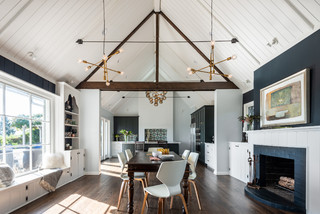 New Soaring Ceiling Steals The Show In A Seattle Great Room ( Photos)