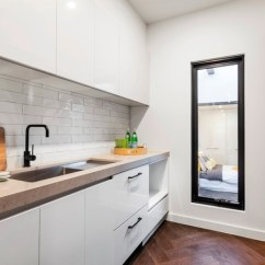 Outdoor Kitchen Hood Curtain Panels Ash Grey | Inspiration - Contemporary ...
