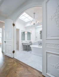 Townhouse Renovation - Victorian - Bathroom - Boston - by ...