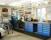 Larry Goddard's Garage Workshop - Shed - Boston - by Lista ...