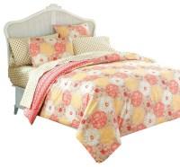 Wildflower Modern Comforter Set - Transitional ...