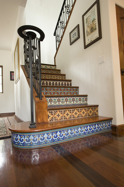 Mediterranean Staircase mediterranean-staircase