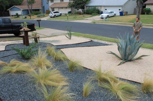 austin native landscaping - portfolio