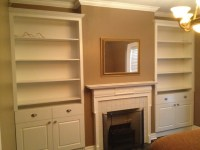 Built in cabinets - Modern - Living Room - Toronto - by ...