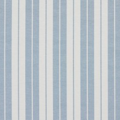 Fabrics For Chairs Striped Giraffe Print Chair Sashes Aero Blue And White Ticking Stripes Heavy Duty Upholstery Fabric By The Yard