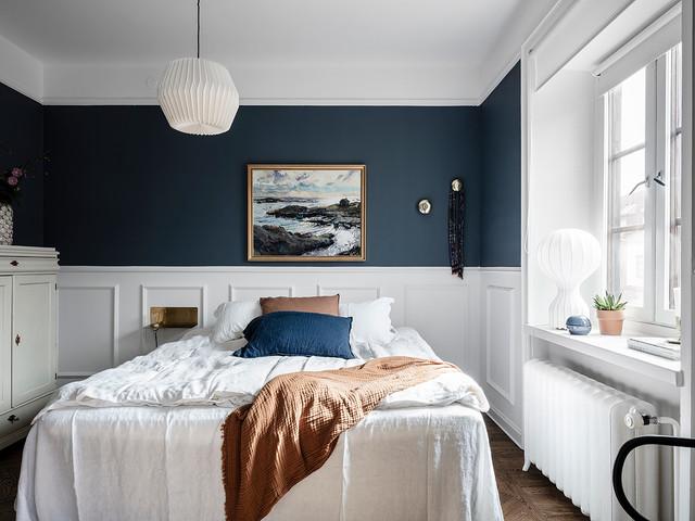 Lorensberg, Burgårdsgatan scandinavian-bedroom