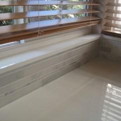 Swivel Living Room Chairs Modern My Is So Dark Tiled Windowsill (countertop Material)