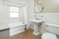 Historical Cleveland Heights bathroom - Victorian ...