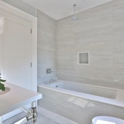Mission Chairs For Sale Teak Table And Garden Tivoli Series - Transitional Bathroom Toronto By Cercan Tile Inc.