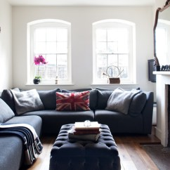 Big Sofa Small Living Room Design Ideas With Brown Leather Think You Haven T Got Space For A