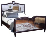 Belle Meade Grayson Bed - Contemporary - Beds - by Layla ...