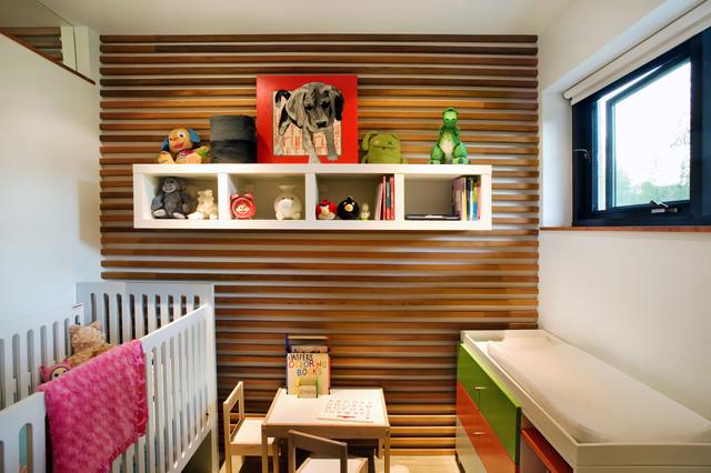 Rowhouse modern-nursery
