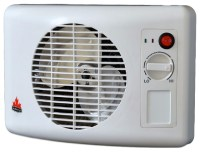 Seabreeze Off the Wall ThermaFlo Bathroom Heater, 1500W ...