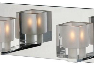 Et2 Blocs 4 Light Bath Vanity Bathroom Vanity Lighting